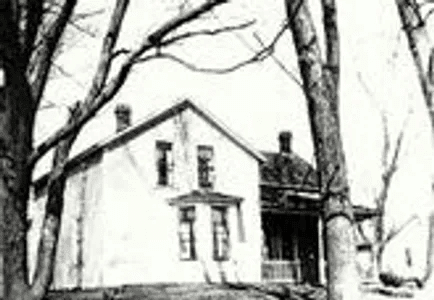 The house where Grace Ingalls was born