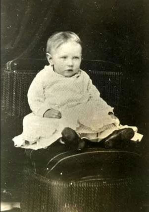 Grace Ingalls' Baby Photo